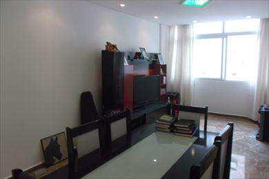 Apartamento, código 9302 em Santos, bairro Gonzaga