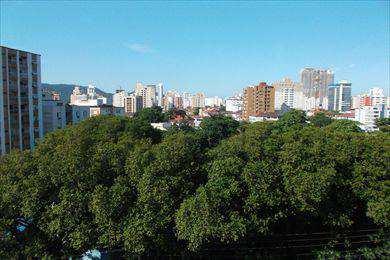 Apartamento, código 9207 em Santos, bairro Ponta da Praia