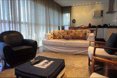 Apartamento, código 9349 em Santos, bairro Boqueirão