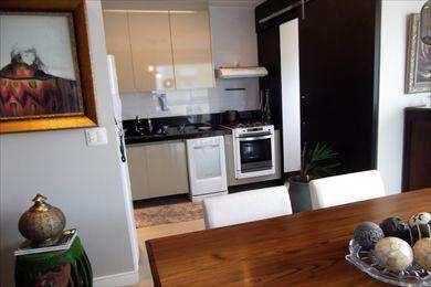 Apartamento, código 9180 em Santos, bairro Gonzaga