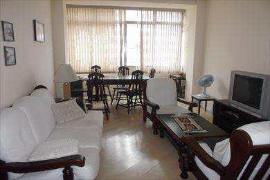Apartamento, código 9143 em Santos, bairro José Menino