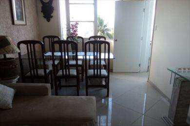 Apartamento, código 9140 em São Vicente, bairro Itararé