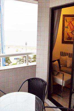 Apartamento, código 9133 em Santos, bairro Boqueirão