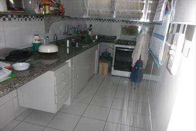 Apartamento, código 9131 em São Vicente, bairro Centro