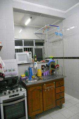Apartamento, código 9086 em Santos, bairro Vila Mathias