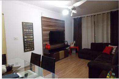 Apartamento, código 9082 em Santos, bairro Encruzilhada