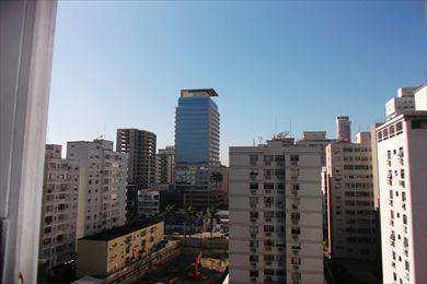 Apartamento, código 9055 em Santos, bairro Gonzaga