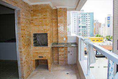 Apartamento, código 9031 em São Vicente, bairro Centro