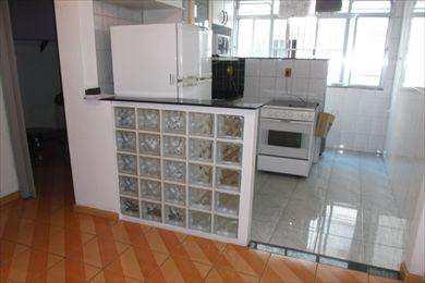 Apartamento, código 9005 em Santos, bairro Boqueirão