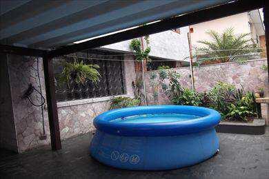 Sobrado, código 8950 em Santos, bairro Campo Grande