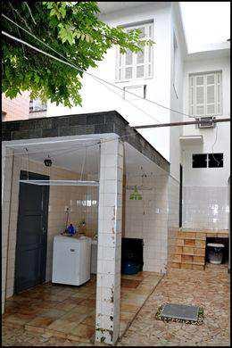 Sobrado, código 8943 em Santos, bairro Boqueirão