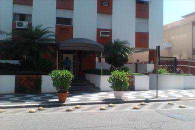 Apartamento, código 8928 em Santos, bairro Ponta da Praia