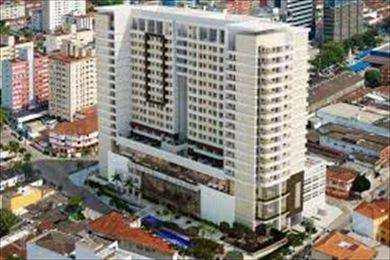 Sala Comercial, código 9142 em Santos, bairro Encruzilhada