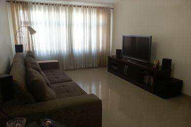 Apartamento, código 9101 em Santos, bairro Aparecida