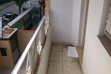Apartamento, código 8913 em Santos, bairro Marapé