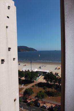 Apartamento, código 8879 em Santos, bairro Boqueirão