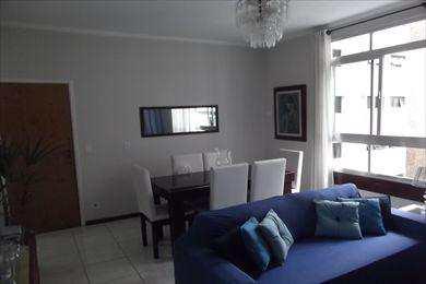 Apartamento, código 8850 em Santos, bairro Aparecida