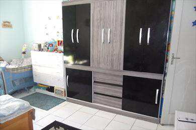 Apartamento, código 8839 em Santos, bairro Aparecida
