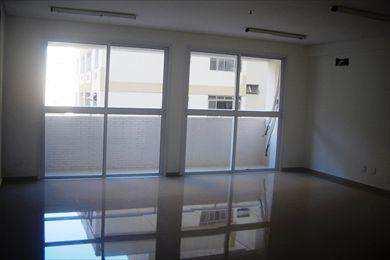 Sala Comercial, código 8799 em Santos, bairro Boqueirão