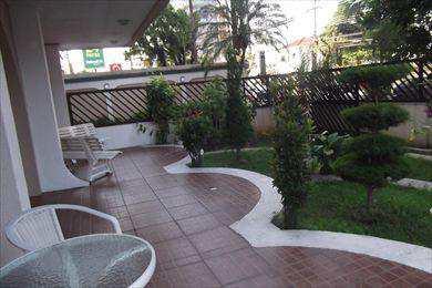 Apartamento, código 8628 em Santos, bairro Boqueirão