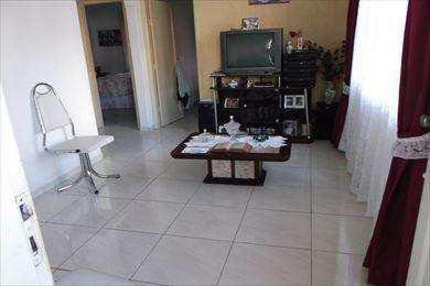 Apartamento, código 8600 em São Vicente, bairro Centro