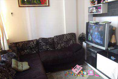 Apartamento, código 8598 em São Vicente, bairro Centro