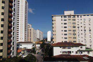 Apartamento, código 8556 em Santos, bairro Embaré