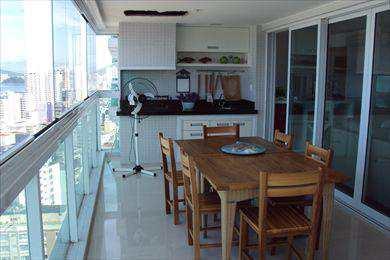 Apartamento, código 8443 em Santos, bairro Boqueirão