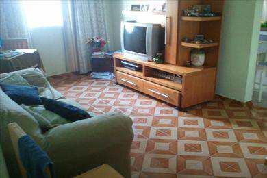 Apartamento, código 8444 em Santos, bairro Boqueirão