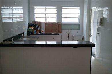 Apartamento, código 8005 em São Vicente, bairro Centro