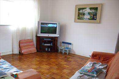 Apartamento, código 7147 em Santos, bairro Boqueirão