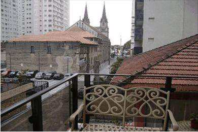 Apartamento, código 6857 em Santos, bairro Embaré
