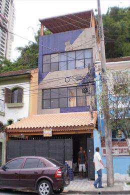 Prédio, código 6481 em Santos, bairro José Menino