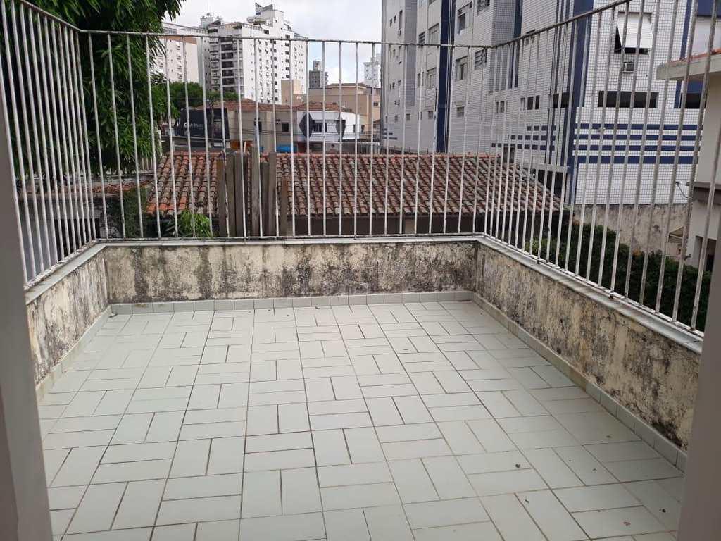 Sobrado Comercial em Santos, no bairro Ponta da Praia
