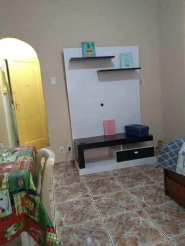 Apartamento, código 10381 em Santos, bairro Boqueirão