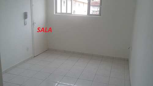 Apartamento, código 10396 em Santos, bairro Embaré