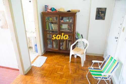 Apartamento, código 10416 em Santos, bairro José Menino