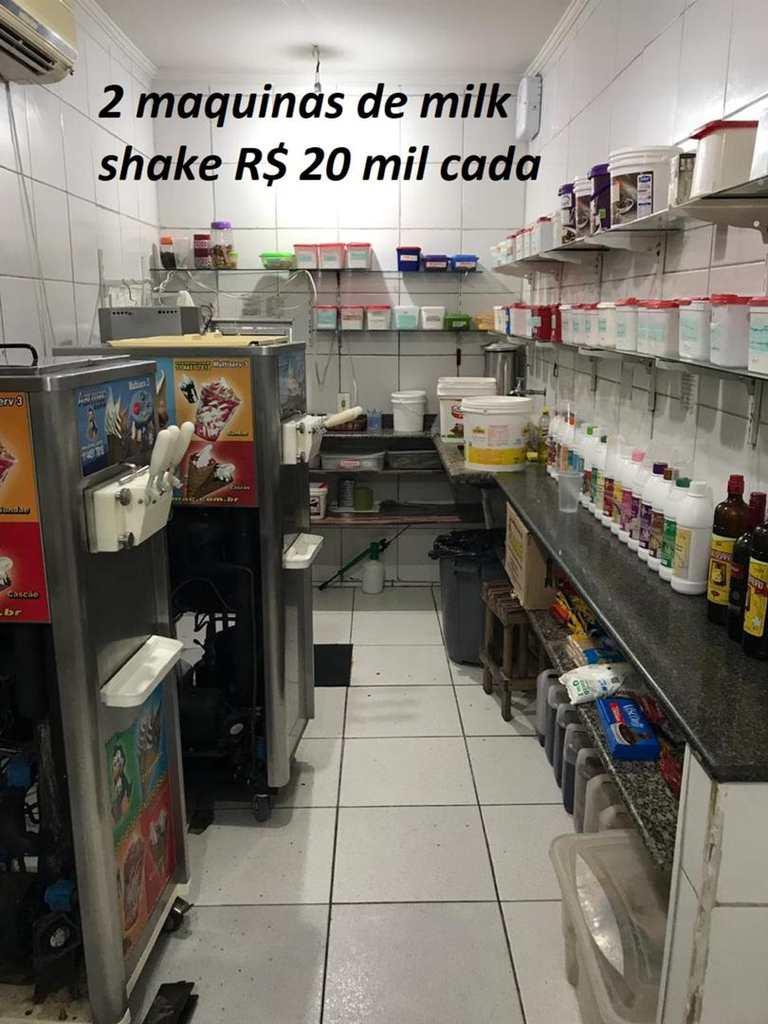 Fundo de Comércio em São Vicente, no bairro Centro