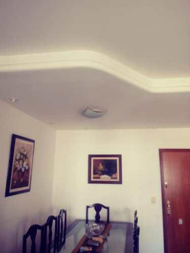 Apartamento, código 10449 em Santos, bairro Boqueirão