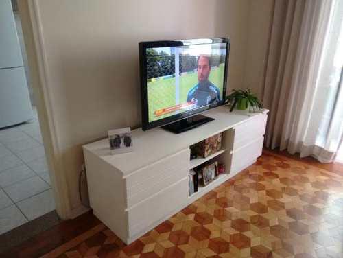 Apartamento, código 10450 em Santos, bairro José Menino