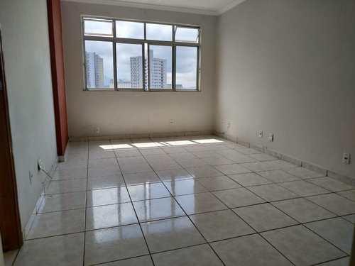 Apartamento, código 10453 em Santos, bairro Boqueirão