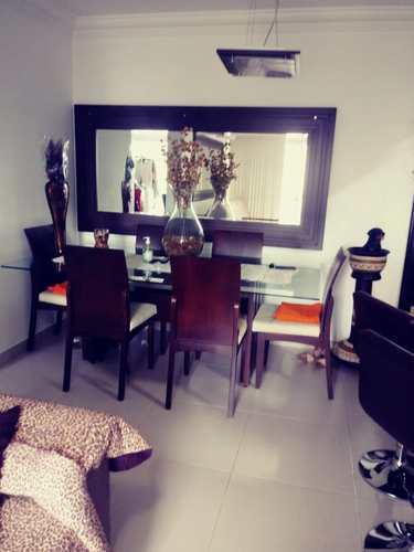 Apartamento, código 10473 em Santos, bairro Encruzilhada