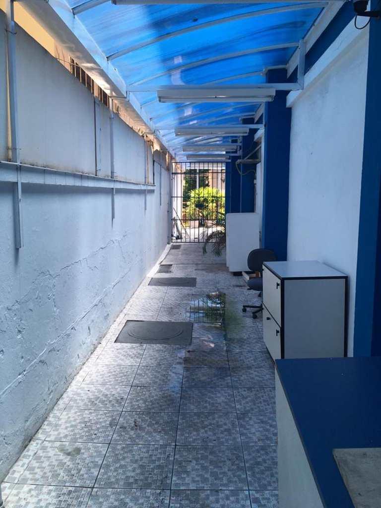 Prédio em Santos, no bairro Gonzaga
