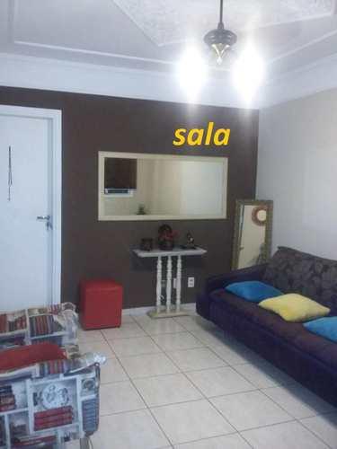 Apartamento, código 10481 em Santos, bairro Gonzaga