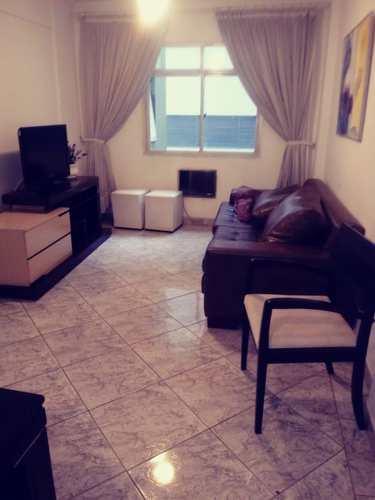 Apartamento, código 10494 em Santos, bairro Gonzaga