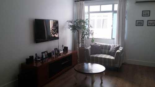 Apartamento, código 10504 em Santos, bairro Aparecida