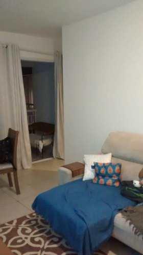 Apartamento, código 10517 em Santos, bairro Vila Mathias