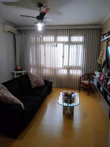 Apartamento, código 10518 em Santos, bairro Boqueirão