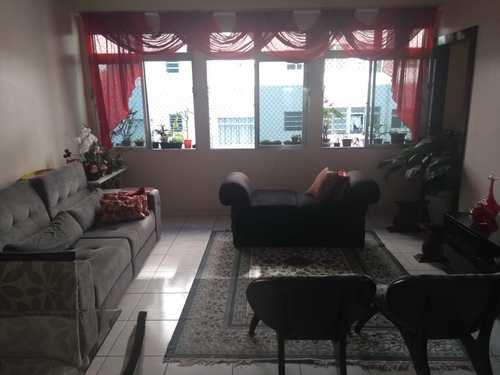 Apartamento, código 10527 em São Vicente, bairro Itararé
