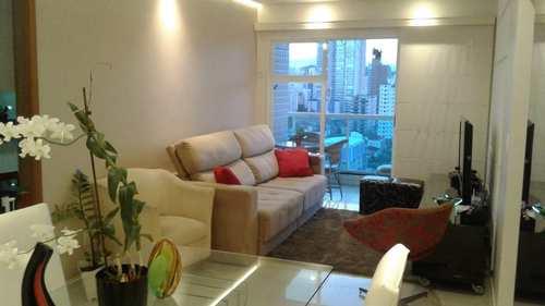 Apartamento, código 10531 em Santos, bairro Embaré